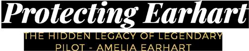 Amelia Earhart: Logo